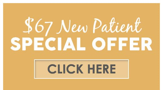 $67 New Patient Special Offer